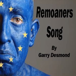 remoaners song by garry desmond